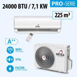 MITSUI PRO 24000BTU (A+++) 215m3