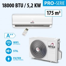 MITSUI PRO 18000BTU (A++) 175m3