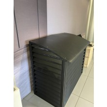 AIRCO PRO COVER STAAL (Staand of Hangend)
