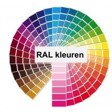 SPUITWERK AIRCO BUITENDEEL (ral kleur)